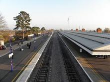 Bicester North Station
