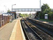 Cradley Heath station