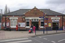 Solihull Station
