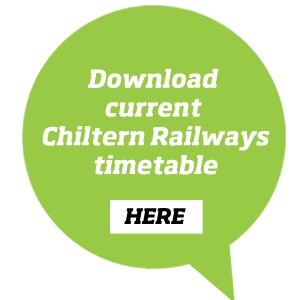 Download the current Chiltern Railways timetable