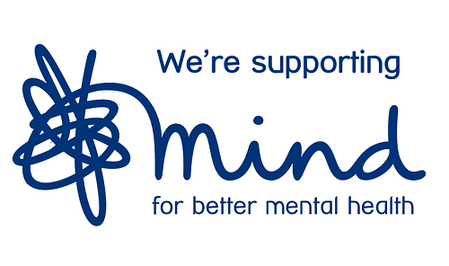 We're supporting Mind