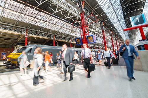Chiltern Railways named best operator for journeys from Birmingham and Oxford to London