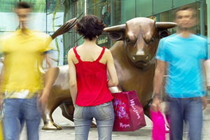 Flock to the Bullring shopping centre with Chiltern Railways