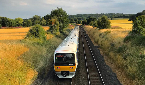 Chiltern Railways reveals the region's busiest train services as new tech launches to alert rail passengers before they leave home