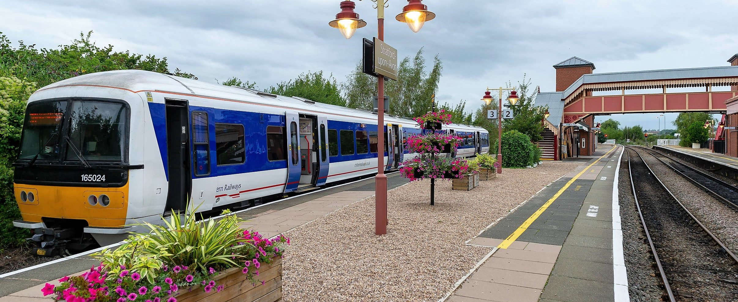 Chiltern Railways announces it's May timetable and boosts links to Stratford-upon-Avon