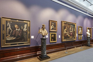 Flock to Birmingham art museum with Chiltern Railways