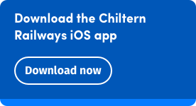Download the Chiltern Railways iOS app