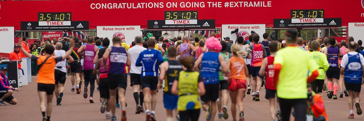 Chiltern Railways offers free travel to Virgin Money London Marathon participants