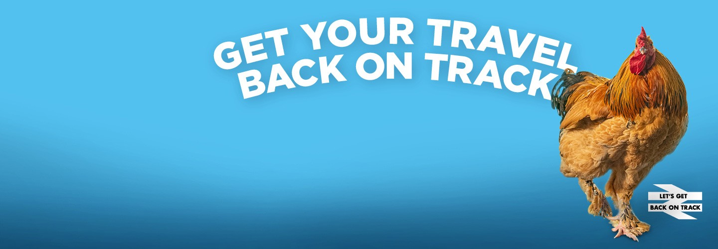 Get your travel back on track with Chiltern Railways