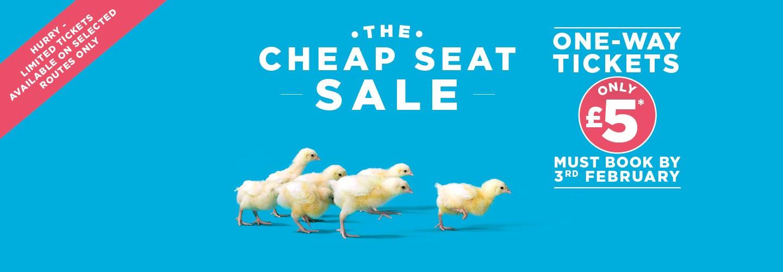 Jan Seat Sale Desktop