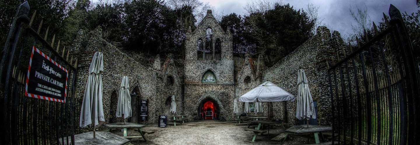 Flock to the Hellfire Caves in High Wycombe with Chiltern Railways