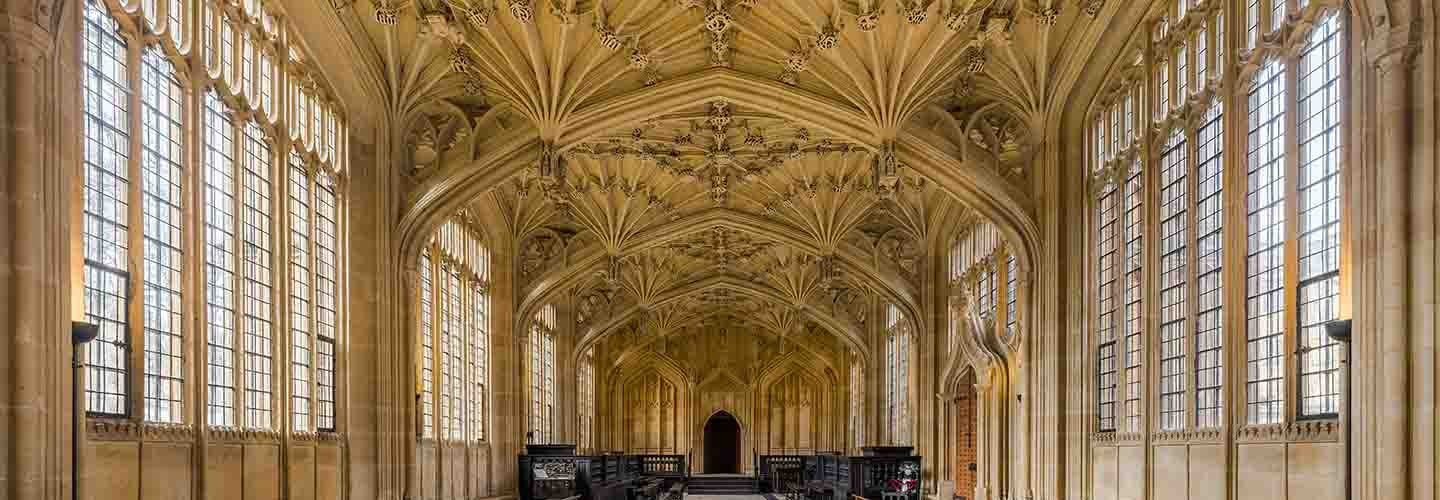 Flock to Oxford's Bodleian Library with Chiltern Railways