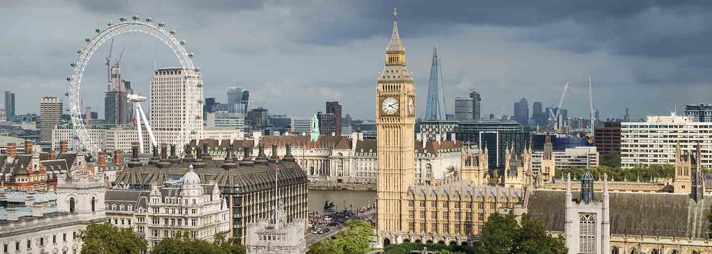 Enjoy London - get there with Chiltern Railways