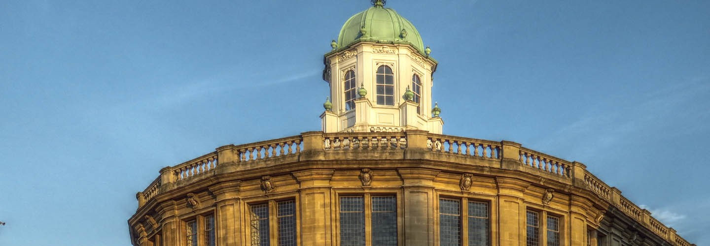 Flock to Oxford's Sheldonian Theatre with Chiltern Railways
