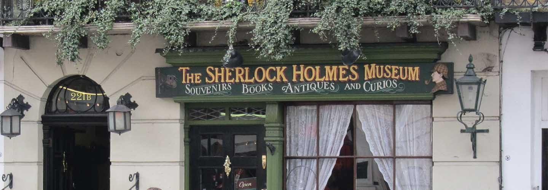 Sherlock Holmes Museum with Chiltern Railways