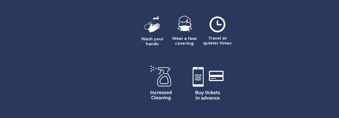 Travel with confidence with Chiltern Railways