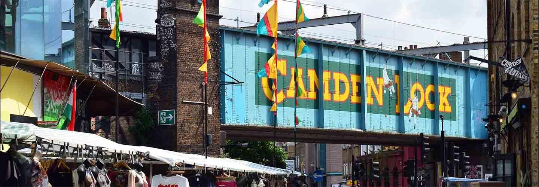 Camden Market with Chiltern Railways