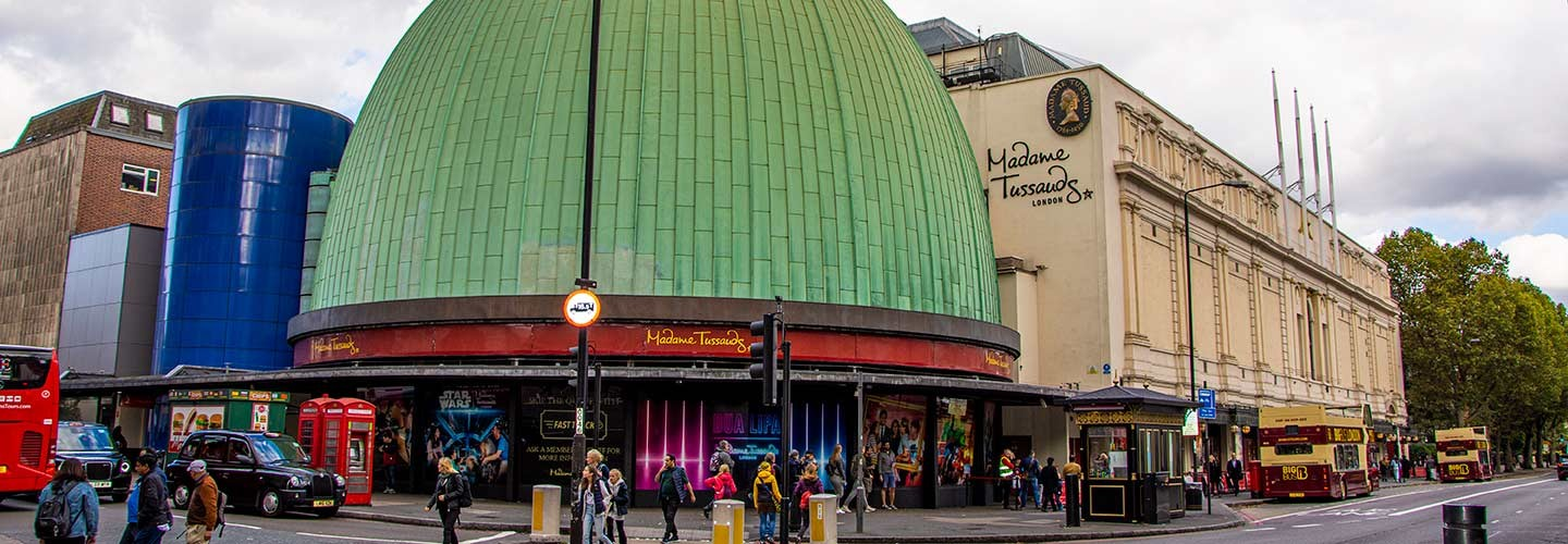 Stardom awaits you at Madame Tussauds in London with Chiltern Railways