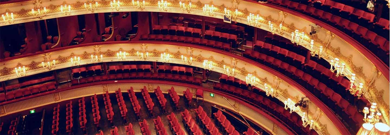 Royal Opera House with Chiltern Railways